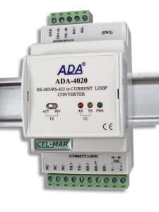 RS-485 / RS-422 to Current Loop Converter