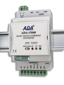 Konwerter ETHERNET na RS-485 / RS-422