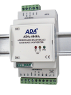 Addressable RS-485 / RS-422 Baud Rate Converter