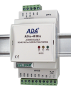 Addressable RS-485 / RS-422 to RS-232 Baud Rate Converter