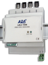 Multimode Multidrop Fiber Optic Repeater